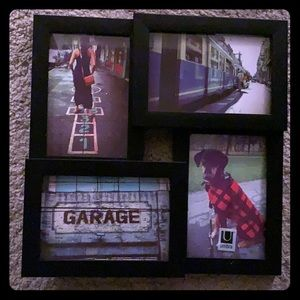 Picture Frame (4 pane photo display)
